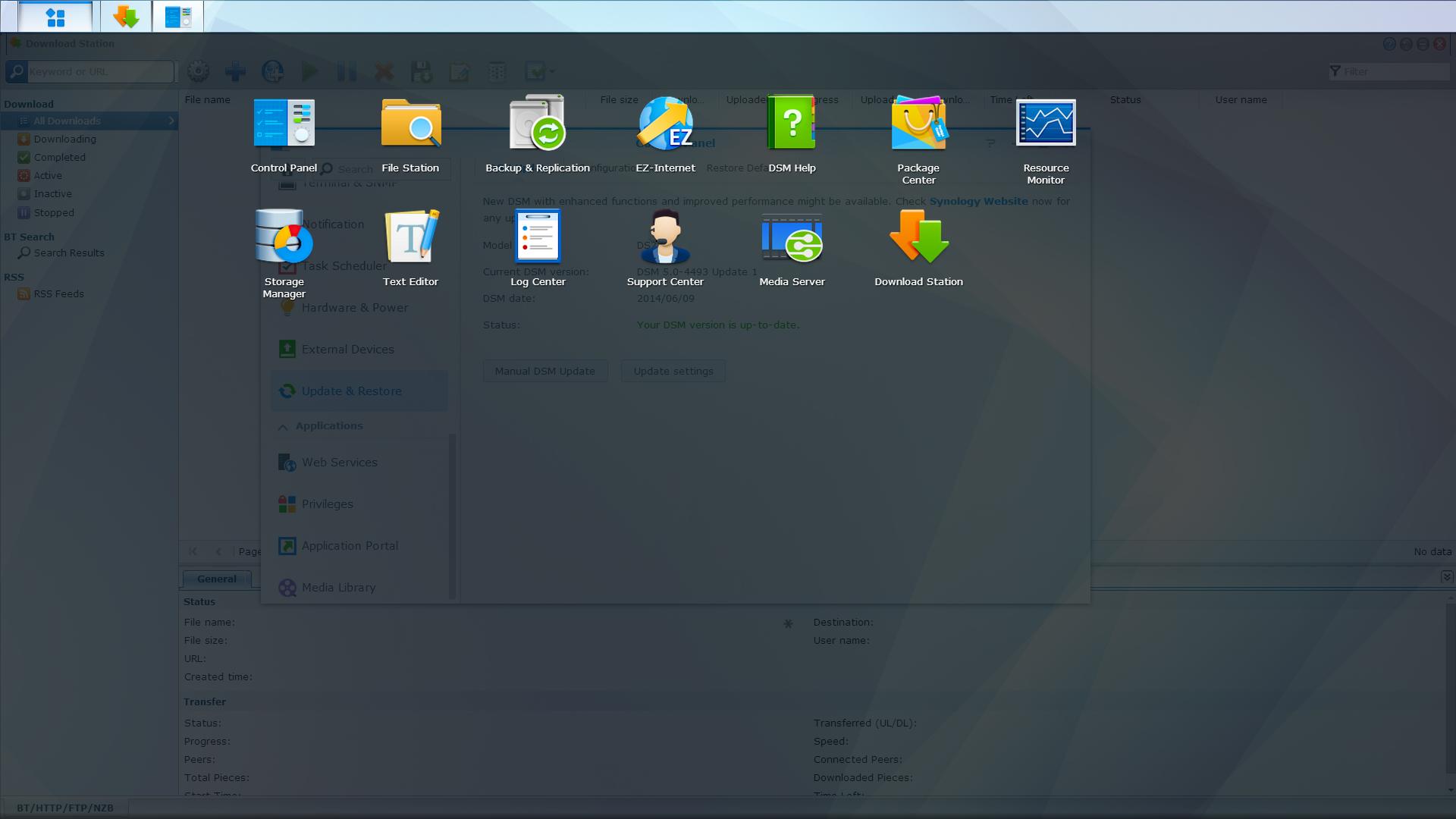 DownloadStation Tutorial 2