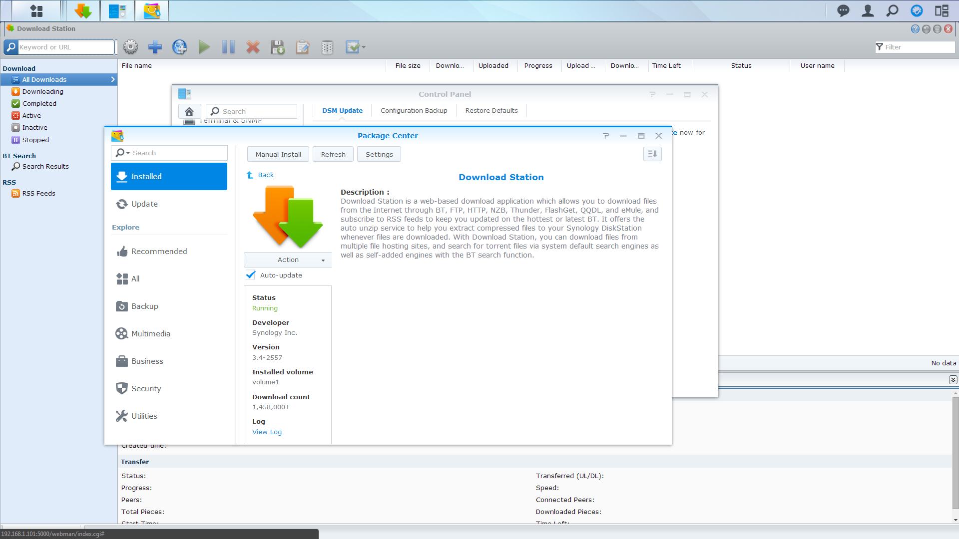 DownloadStation Tutorial 3